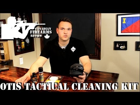 OTIS Tactical Cleaning Kit Review