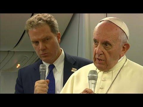 Papa pede desculpa às vítimas de abuso sexual