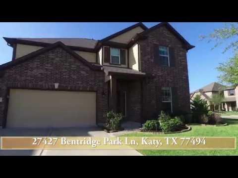 27427 Bentridge Park Ln, Katy, TX 77494