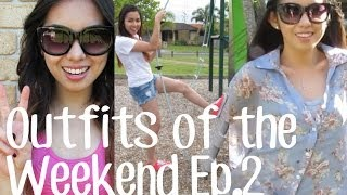 Summer Outfits of the Weekend Ep.2 Thumbnail