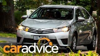 Toyota Corolla Sedan review