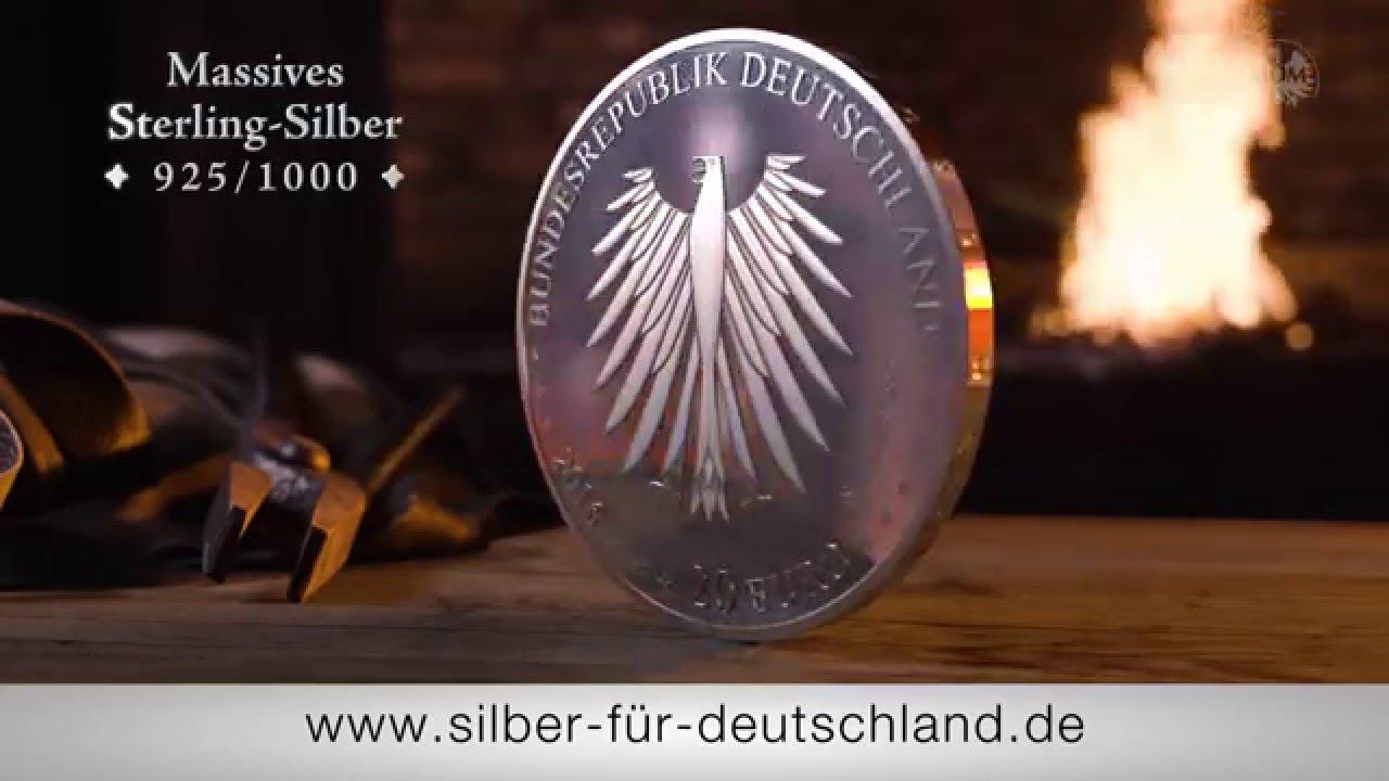 20 Euro Münze 2016 Rotkäppchen Youtube