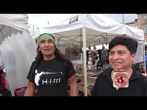 Peruanos en el Mundo: EUROPA (Suiza, Finlandia y Suecia)