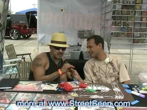 Jesse Borrego and Danny DeLaPaz