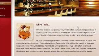 TokyoTable