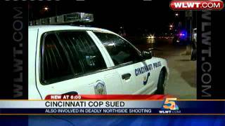 Officer Accused In Fatal Shooting Sued In Separate Case