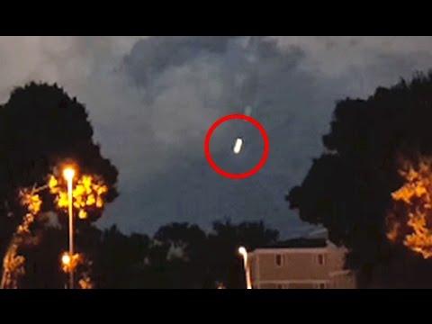 REAL UFO Sighting In BRAZIL! Biological Alien Life?