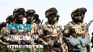 Спецназ Узбекистана||Special forces of Uzbekistan||O'zbekiston maxsus kuchlari