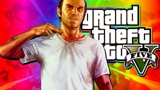 Playing with a HACKER! - GTA 5 Free Roam!