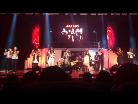 Vocal Xchange 2014 Hollywood Edition Central Music (Jai Ho)
