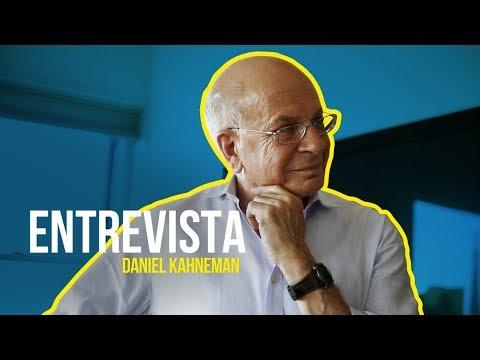 Daniel Kahneman – Entrevista Exclusiva