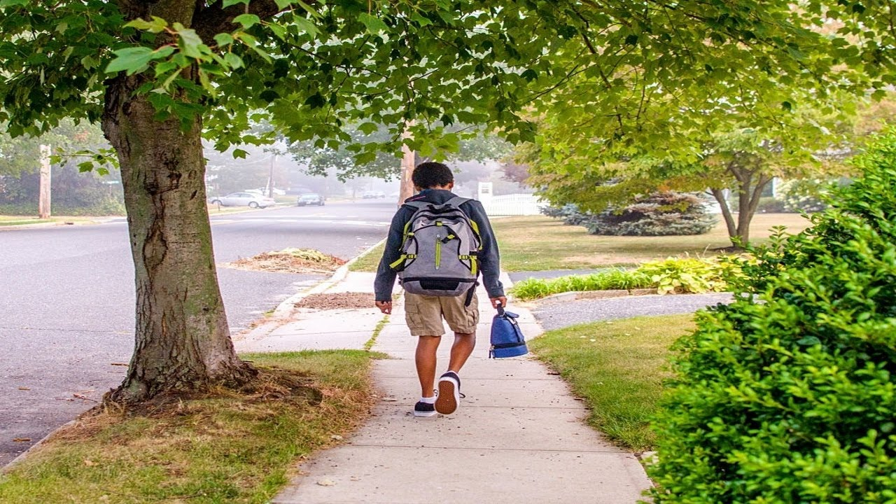 Boy Keeps Disappearing After School, Then Dad Follows Him And Learns Why