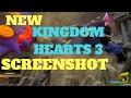 New Kingdom Hearts 3 Screenshot Sora Guard Form Released at Magic Monaco Anime Game Conference