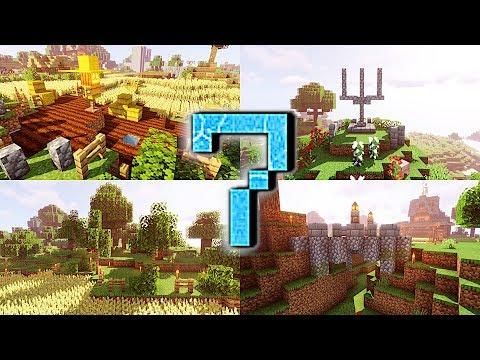 ✔ Minecraft: 7 Dinge Die Deine Minecraft Welt Schöner Machen | 7 Dinge LarsLP