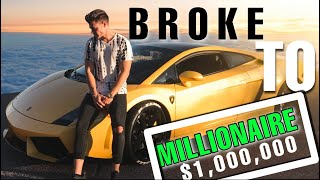 From BROKE To MILLIONAIRE By Age 25 | The Story Of Austin Lewis
