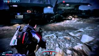 Mass Effect 3 (Full): Walkthrough Commentary: Palaven