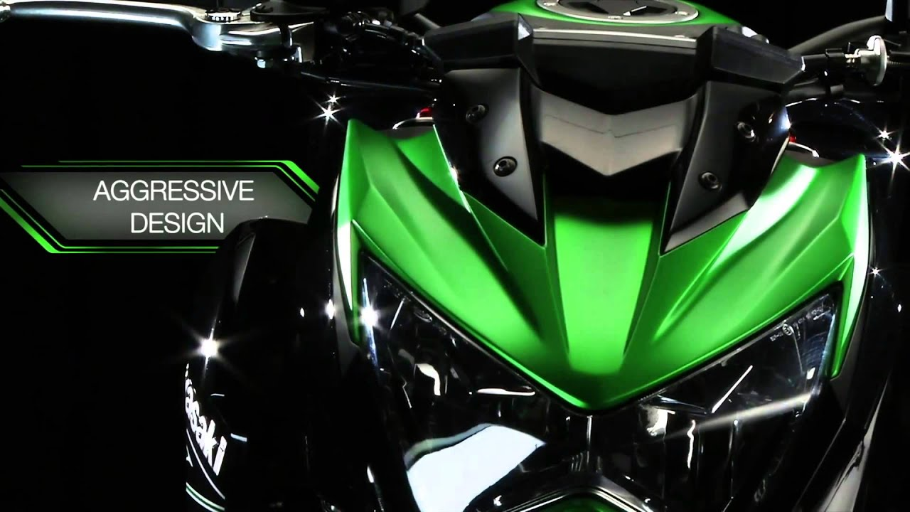 The New Kawasaki Z800 Official Video Youtube