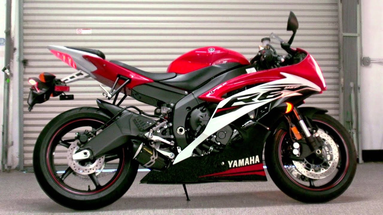 Two brothers racing 2014 yamaha r6 s1r full system youtube for Yamaha r6 2014