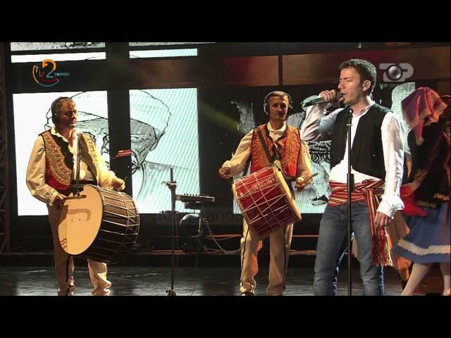 Petrit Çarkaxhiu & Dem Baba Dem - Gege dhe toske, 31 Maj 2015 - Top Fest 12 Finale