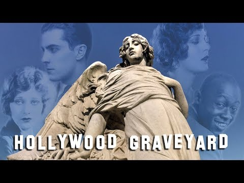FAMOUS GRAVE TOUR - Calvary #2 (Dolores Costello, Ted Healy, etc.)