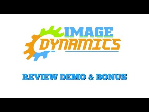 Image Dynamics Review Demo Bonus - Turn Any Image Into Optin Form, Insert CTA and More