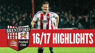 Match Highlights: Brentford 3 Aston Villa 0