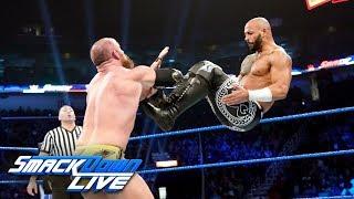 Ricochet vs. Eric Young: SmackDown LIVE, Feb. 19, 2019