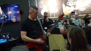 JEFF WATERS (ANNIHILATOR) - Alison hell (Live in Frankfurt 2014, HD)