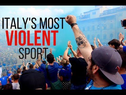 Calcio Storico: Italy's Most Violent Sport
