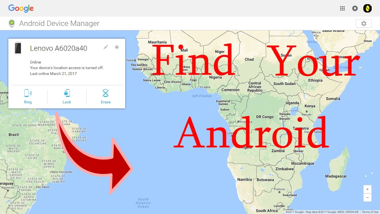 How to Track Stolen Android Mobile||Trace IMEI number||Using Google