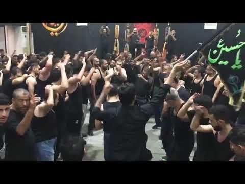 Live from Bahrain 2018 | Karbala 2018 | Matamdari  Zanjeer zani in karbala 2018 Bahrain iraq