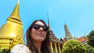 2 DAYS IN BANGKOK: Temples, Sky Bar, & Fish Spa!
