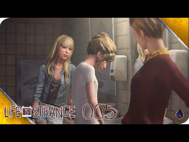 LIFE IS STRANGE - Episode 2 📷 [005] Kate
