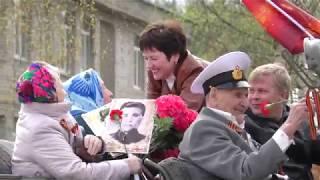 Бессмертный полк п.Октябрьский ( 9.05.2019 )