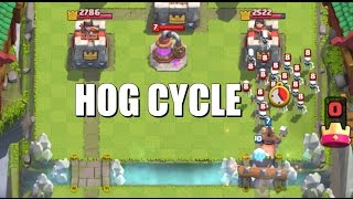 easy hog rider cycle deck 2