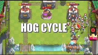 easy hog rider cycle deck 2