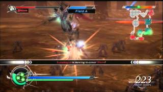 Dynasty Warriors Gundam 2: King of Hearts Challenge