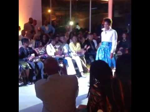 Ankara Fashions Ripping the Runway
