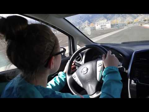 My Girl Learning How To Drive At Years Old