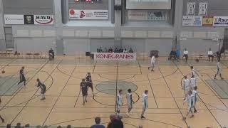 HyPo  - Aalto-Basket (2/3), 21.1.2018, M1DB