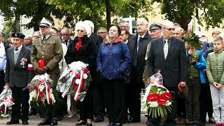 Kwidzyńskie obchody 80 rocznicy agresji ZSRR na Polskę