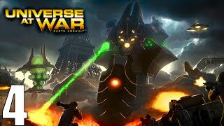 Universe at War: Earth Assault Campaign Part 4 Real Novus Video