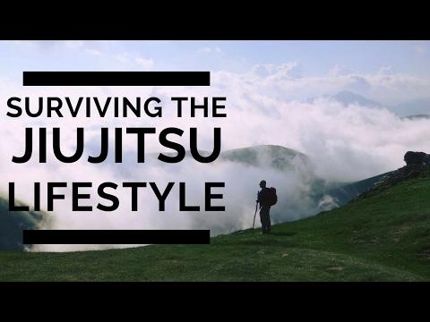 Mat Mind 076 Surviving & Thriving in the Jiu Jitsu Lifestyle with Allan Scott