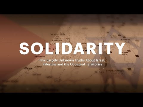 New Documentary Explores Five Largely Unknown Truths about Israel/Palestine
