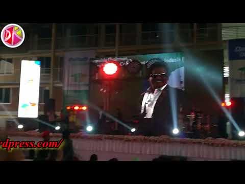 Habib Wahid  live   Diu 7th Convocation   Daffodil international University
