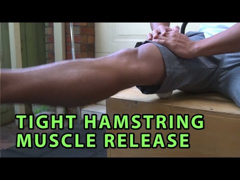 4 Best Ways to Release Tight Hamstrings | Stretches & Myofascial Release