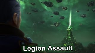 Khadgar Artifact Weapon Questline | WoW Legion Patch 7.2 Tomb of Sargeras - Let's Play Part 1