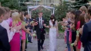 Ведущий Дмитрий Купаев делает красивые свадьбы! Вот вам пример!