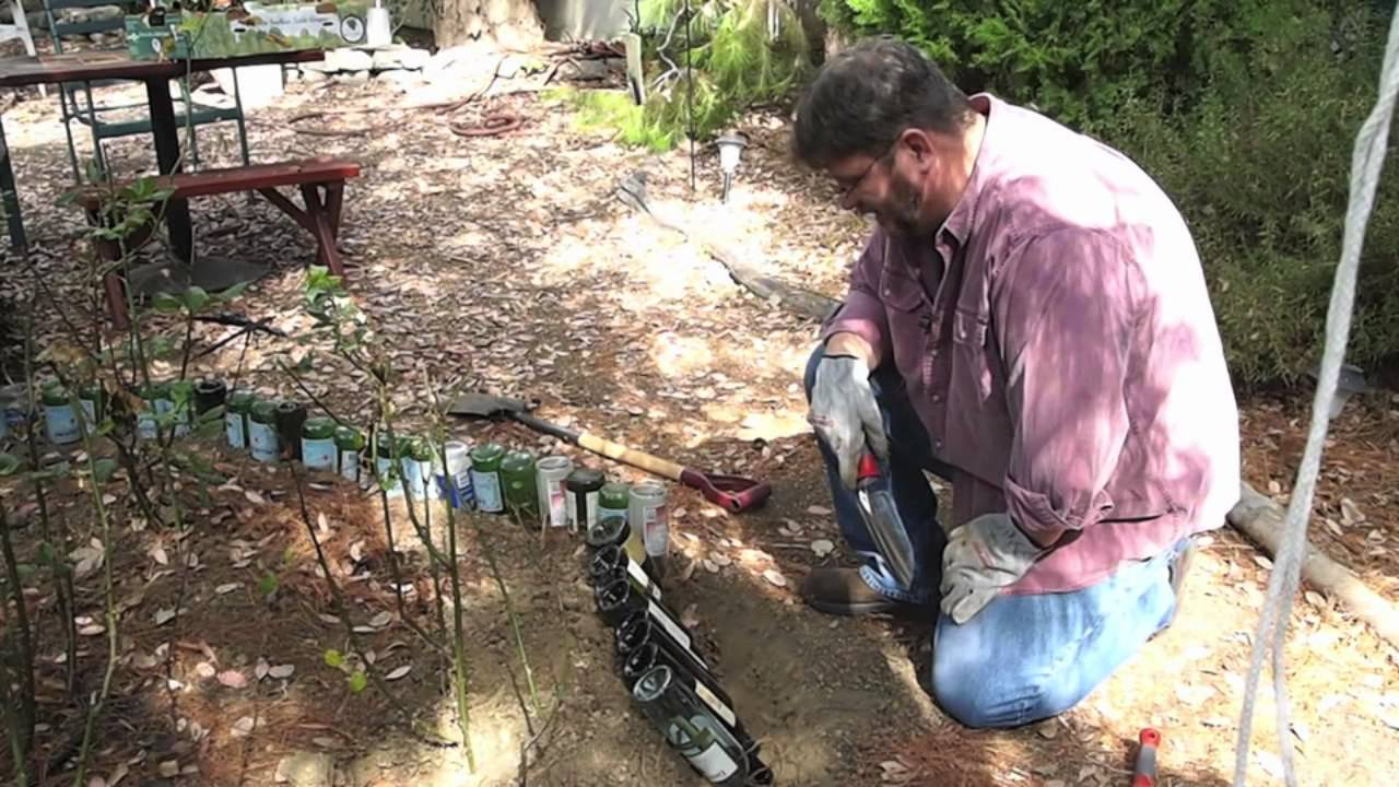 Image Result For How To Make A Keyhole Garden