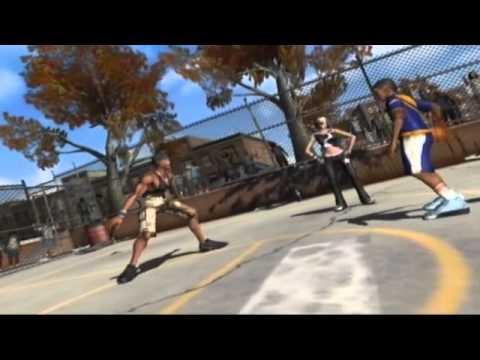 NBA Street Vol 2 Match Intros